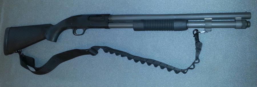 For sale brand new Mossberg 590A1 shotgun