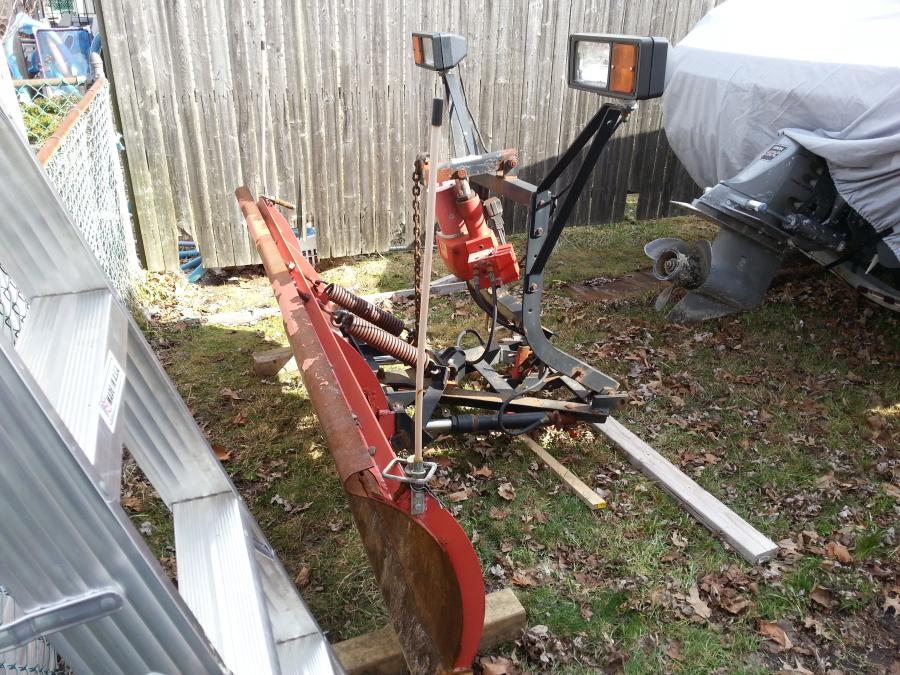 Western Plow Wiring Harnes