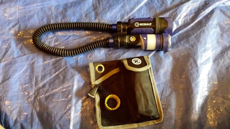Kobalt Hypercoil Led Snake Work Light Hyper Coil