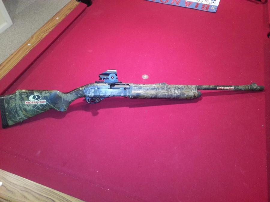 Remington 1187 Super Mag Turkey shotgun
