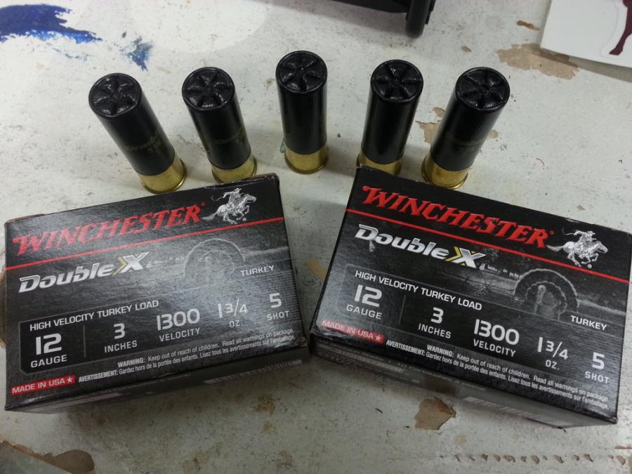 For Sale: Winchester Double X #5 turkey loads