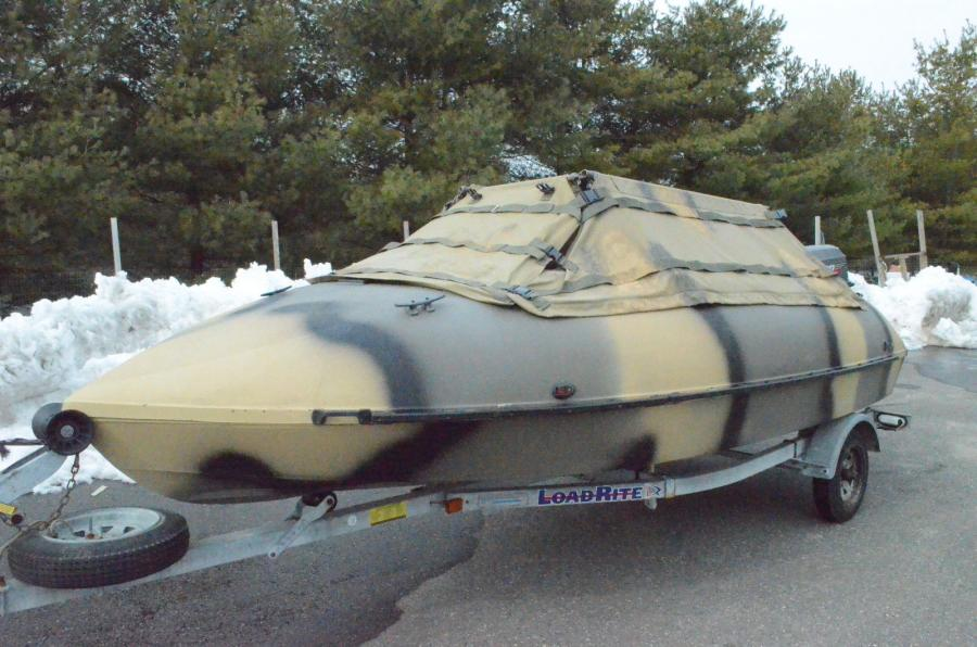 Duck Hunting Boats For Sale >> TDB 14' SeaClass (The Duck Boat) Duck Hunting Made in ...