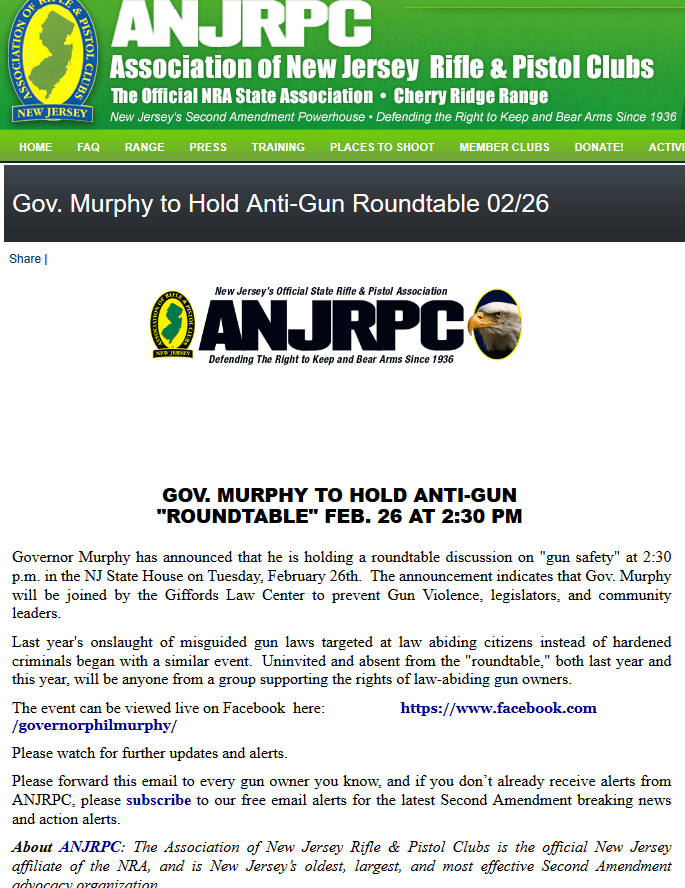 Name:  Gov Murphy to Hold Anti-Gun Roundtable 02 26.png