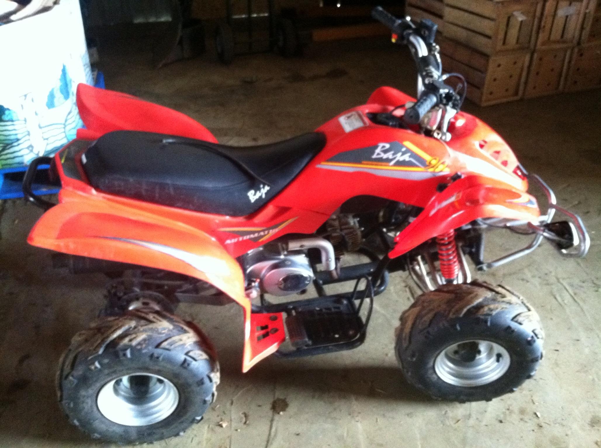 2008 Baja 90cc ATV (2 avail. for sale)