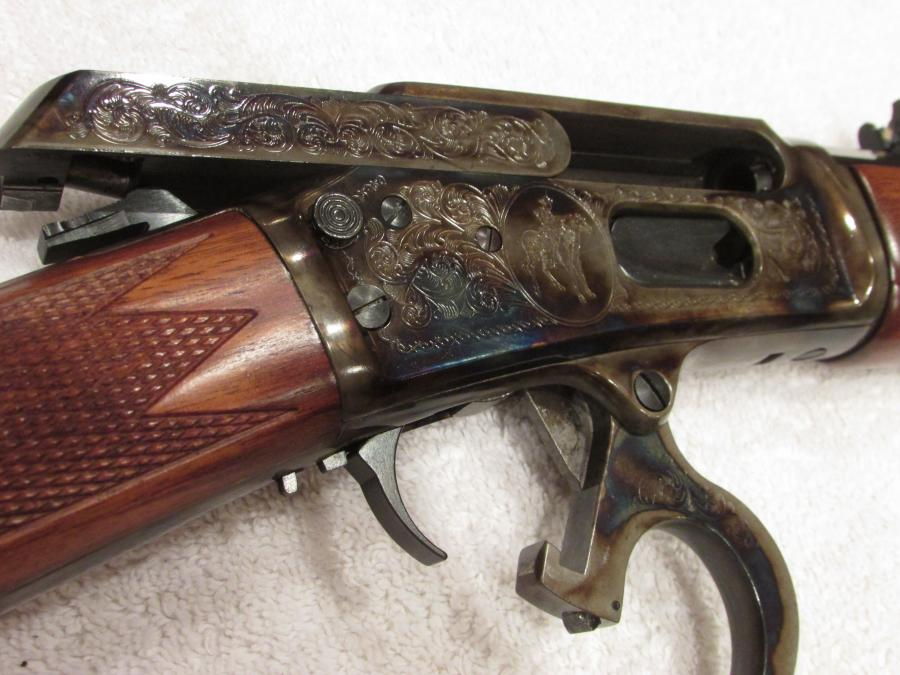 Marlin 44-40 1894-1994 century limited never fired