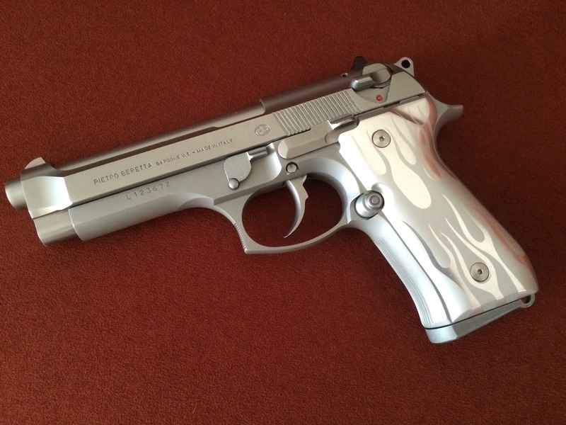 Beretta 92FS v  Beretta 92A1 - Page 2