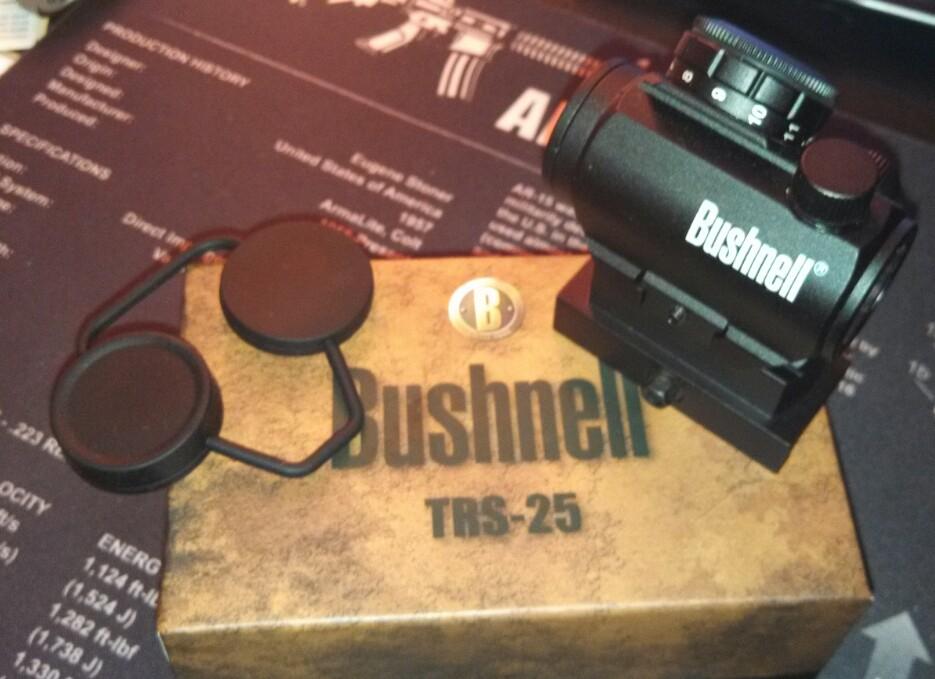 Bushnell Trs 25 Red Dot