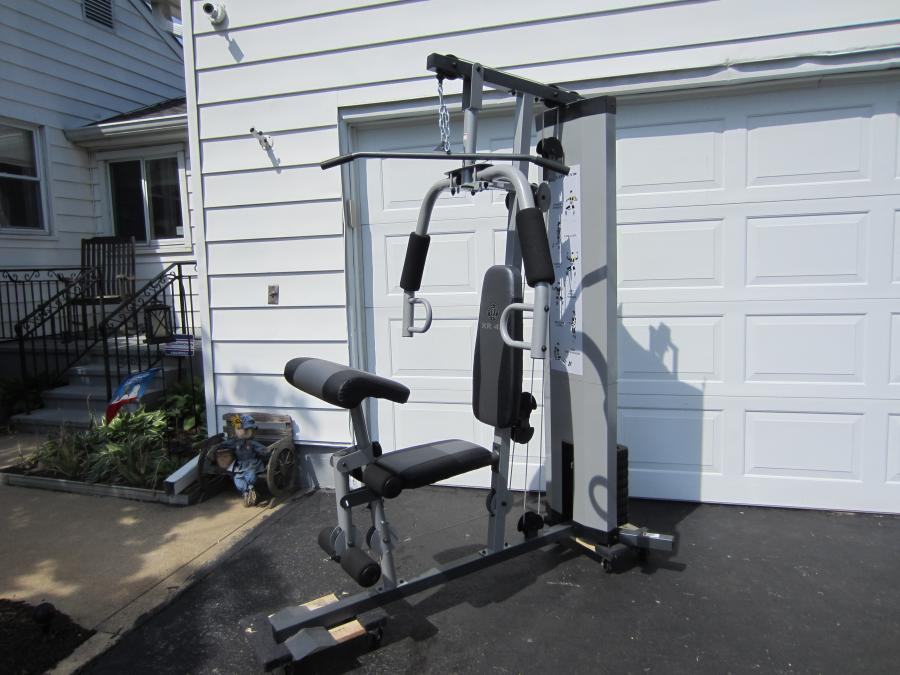Gold s gym xr home
