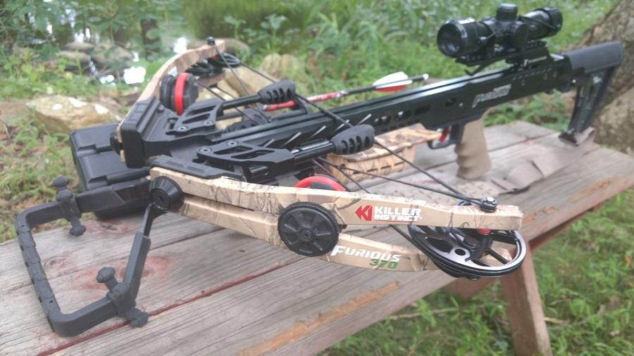 Killer Instinct Furious 370 Frt Crossbow