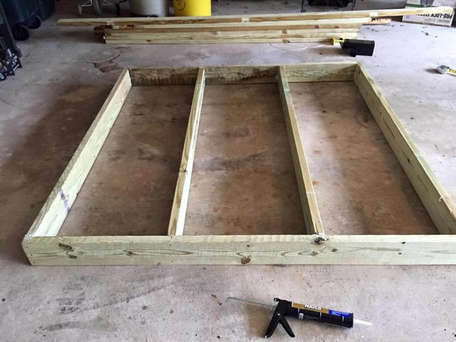 Elevated Deer Blind Build Progress Thread With Pics