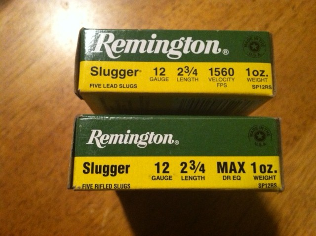 Anyone Else Notice This With Remington Slugs New Jersey Hunters